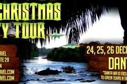 Green Christmas Party Tour naar DantaBai