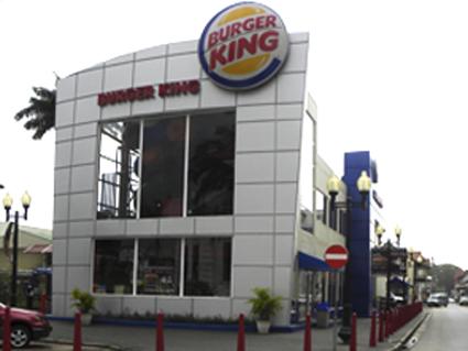 Burger King copy