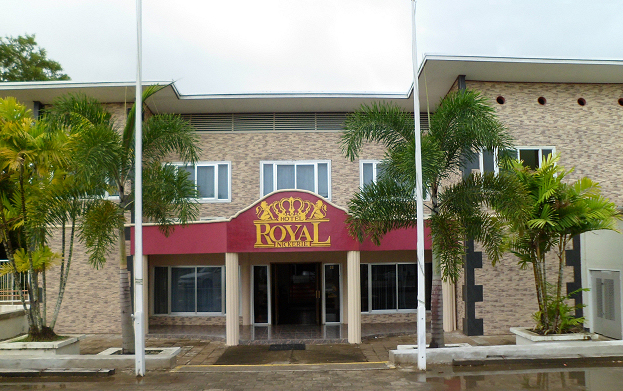 Hotel Royal Nickerie